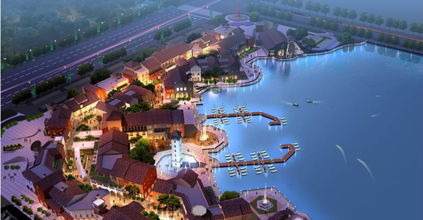 青龍湖商業街項目
