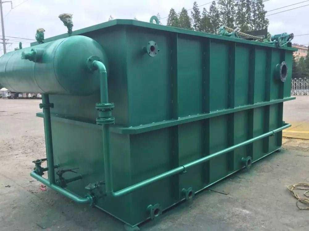 KCWW/M5工業機械加工廢水一體化處理系統
