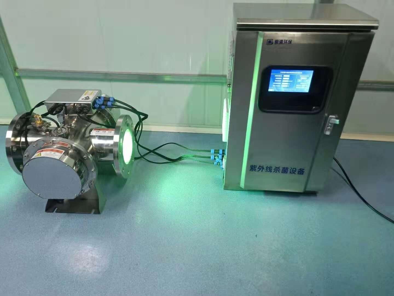 選擇適合水質預處理紫外線消毒器需考慮哪些項目?