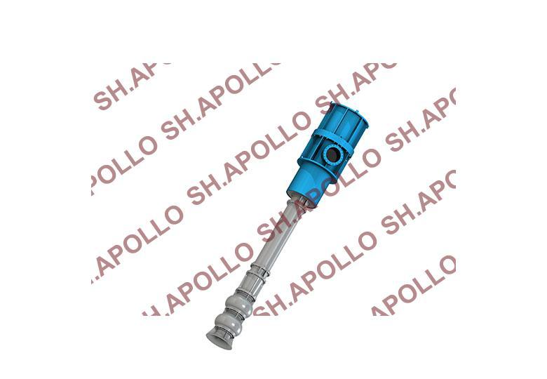 立式長軸泵AL系列