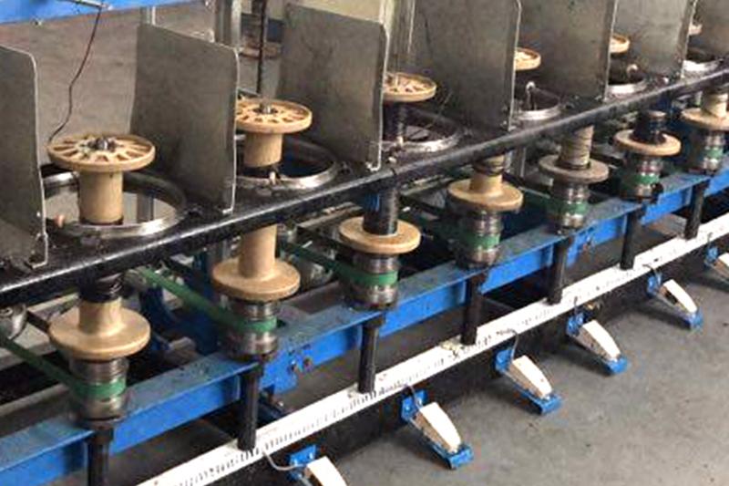 ASKV72系列化纖捻線機