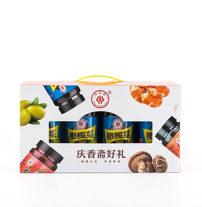 250g橄欖菜禮盒莊