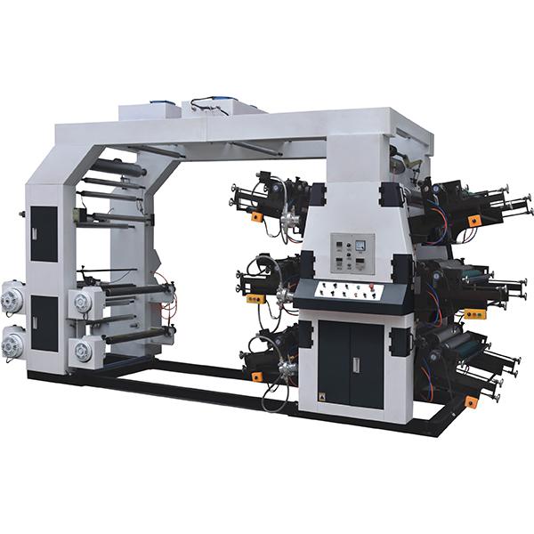 QTL 6色柔版印刷機