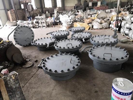 滄州贏潤管道設備制造有限公司
