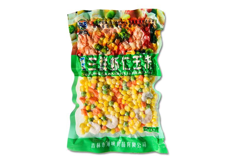 三鮮玉米粒