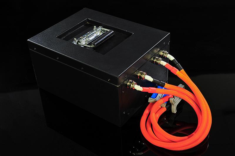 1.44KWhAGV移動機器人電池系統