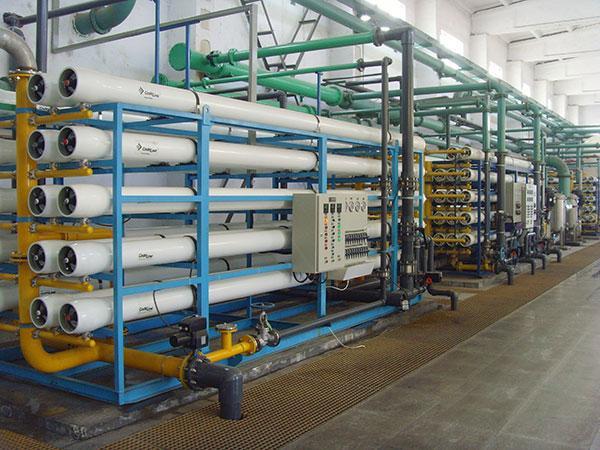 電廠水處理設備