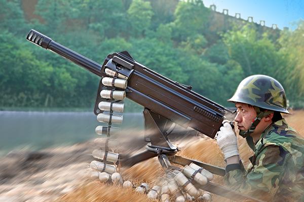 榴弹发射器系统