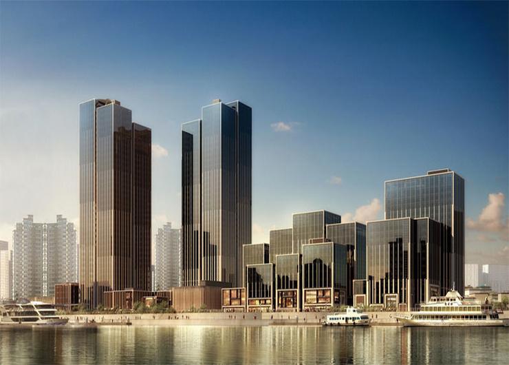 外灘國際金融中心