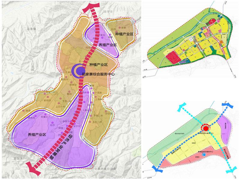 湟中縣共和鎮總體規劃(2017—2030)