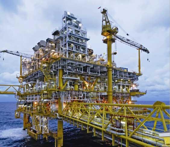 石油行業解決方案