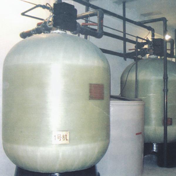 全自動軟化水設備