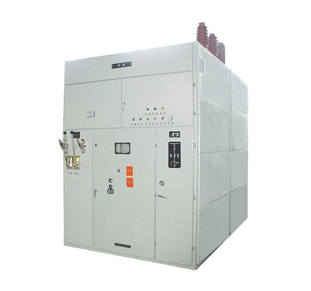 XGN-40.5箱型固定式交流金屬封閉開關柜