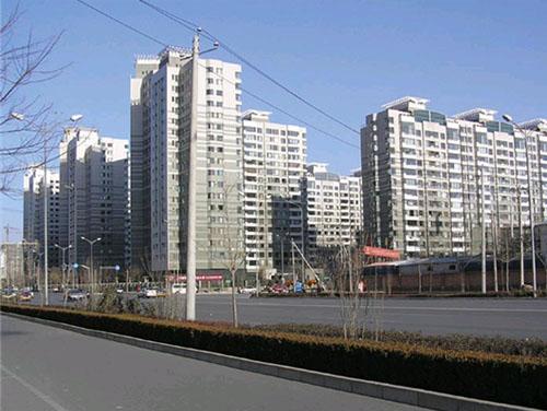 北京市望京小區游泳館防水工程