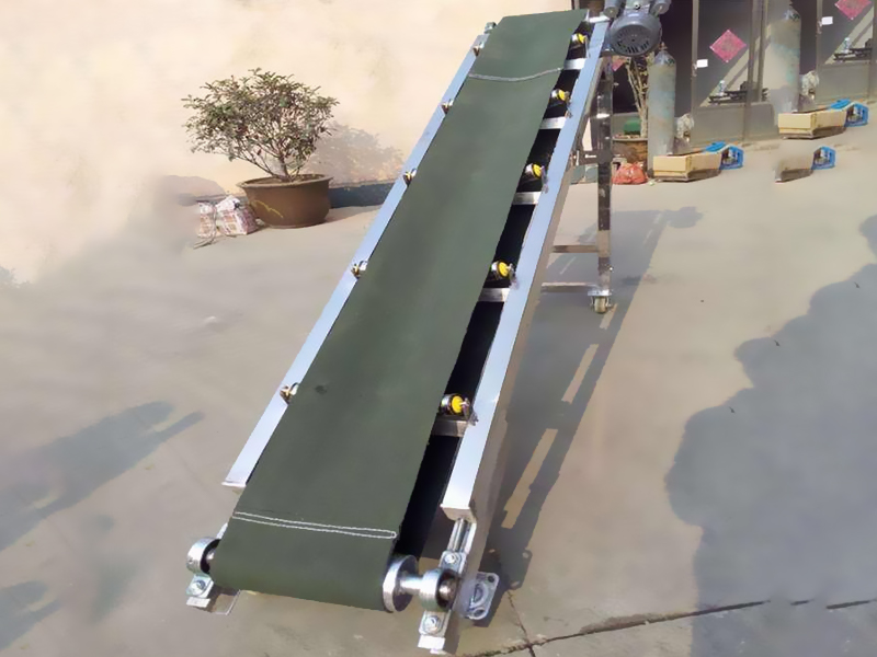 QX型平面轉彎輸送機