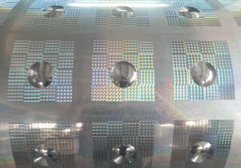 3D立体防伪膜