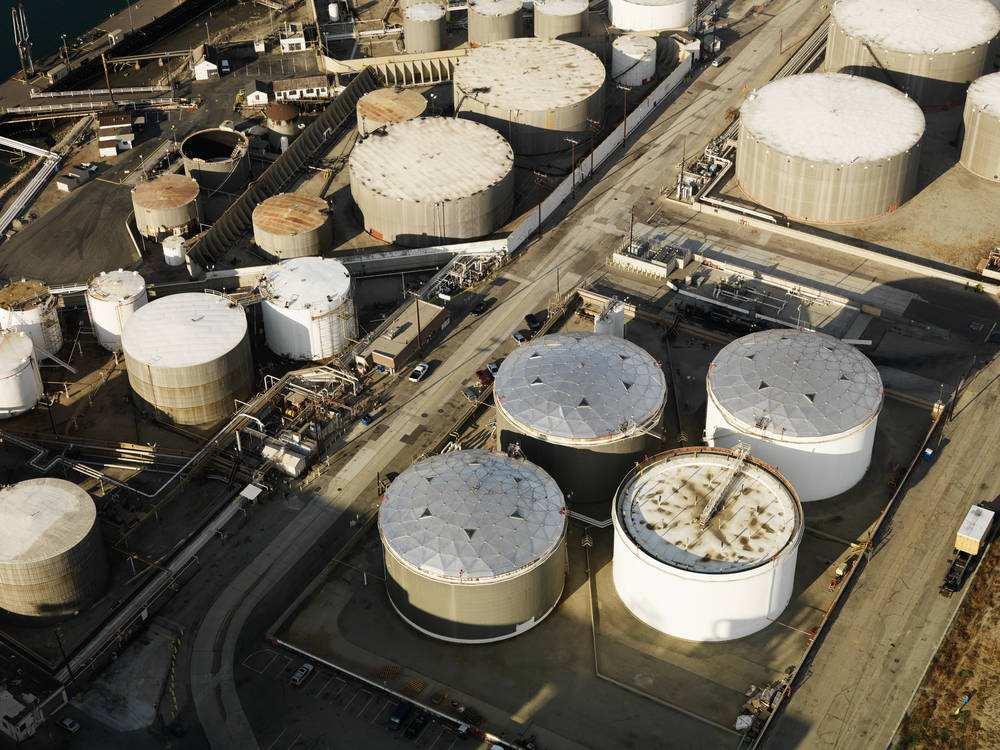 延长LNG罐区项目