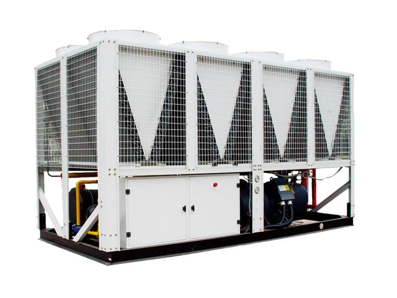風冷螺桿冷水(熱泵)機組