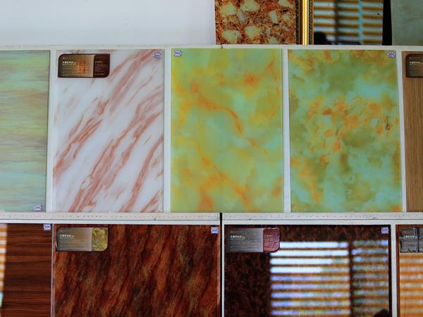 玻璃地板砖