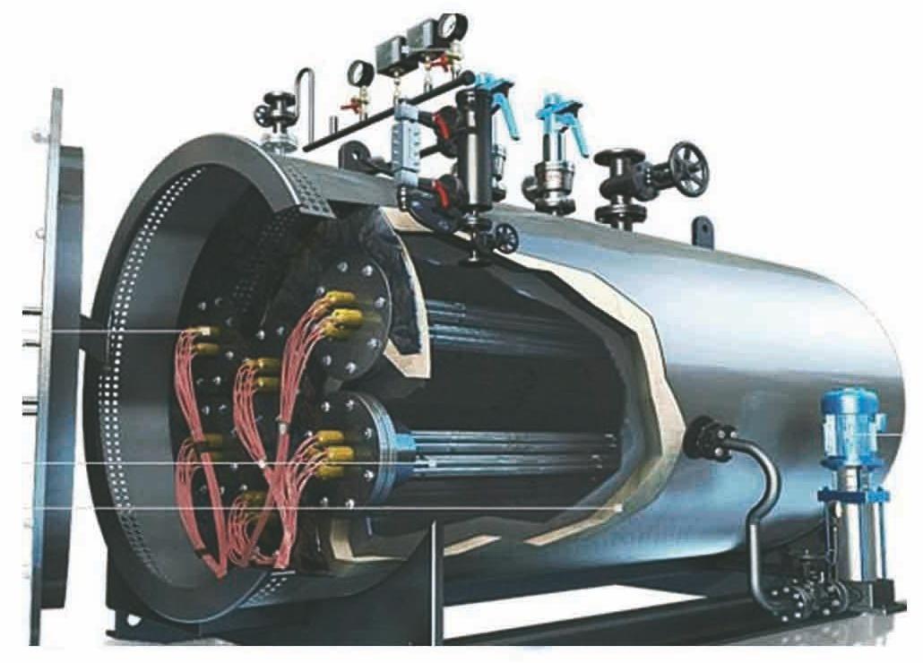 全自動智能電熱水鍋爐