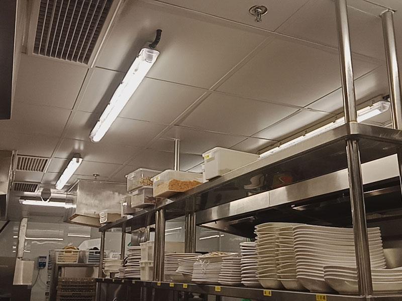 商用廚房設計如何充分利用空間