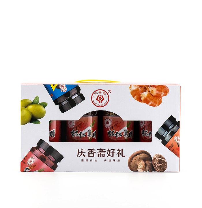 250g蝦仁菜脯禮盒莊