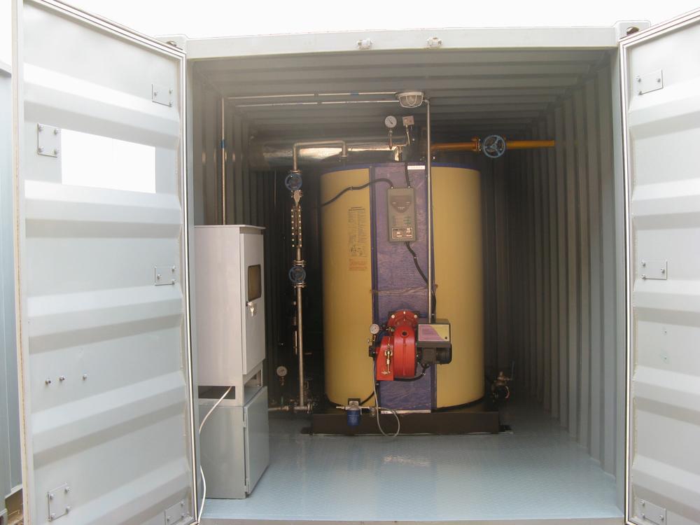 石油钻机防冻加热综合装置