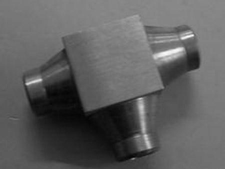 鍛制對焊三通
