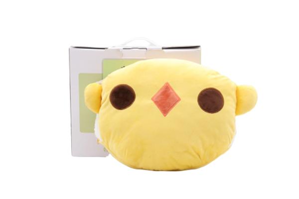 软性电暖袋(爱登)带玩具