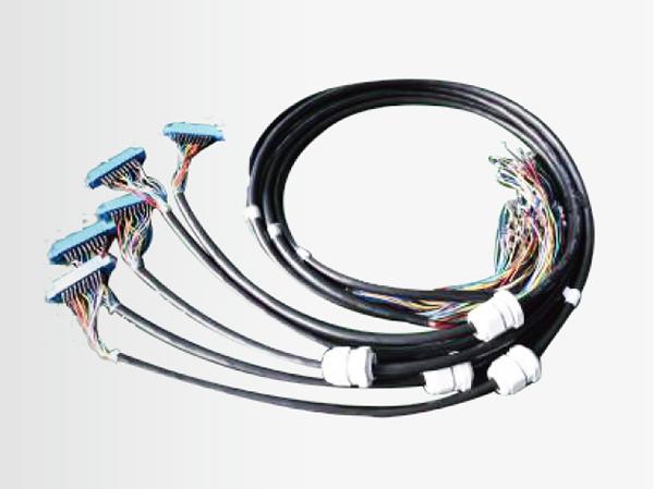 色選機電磁閥線束