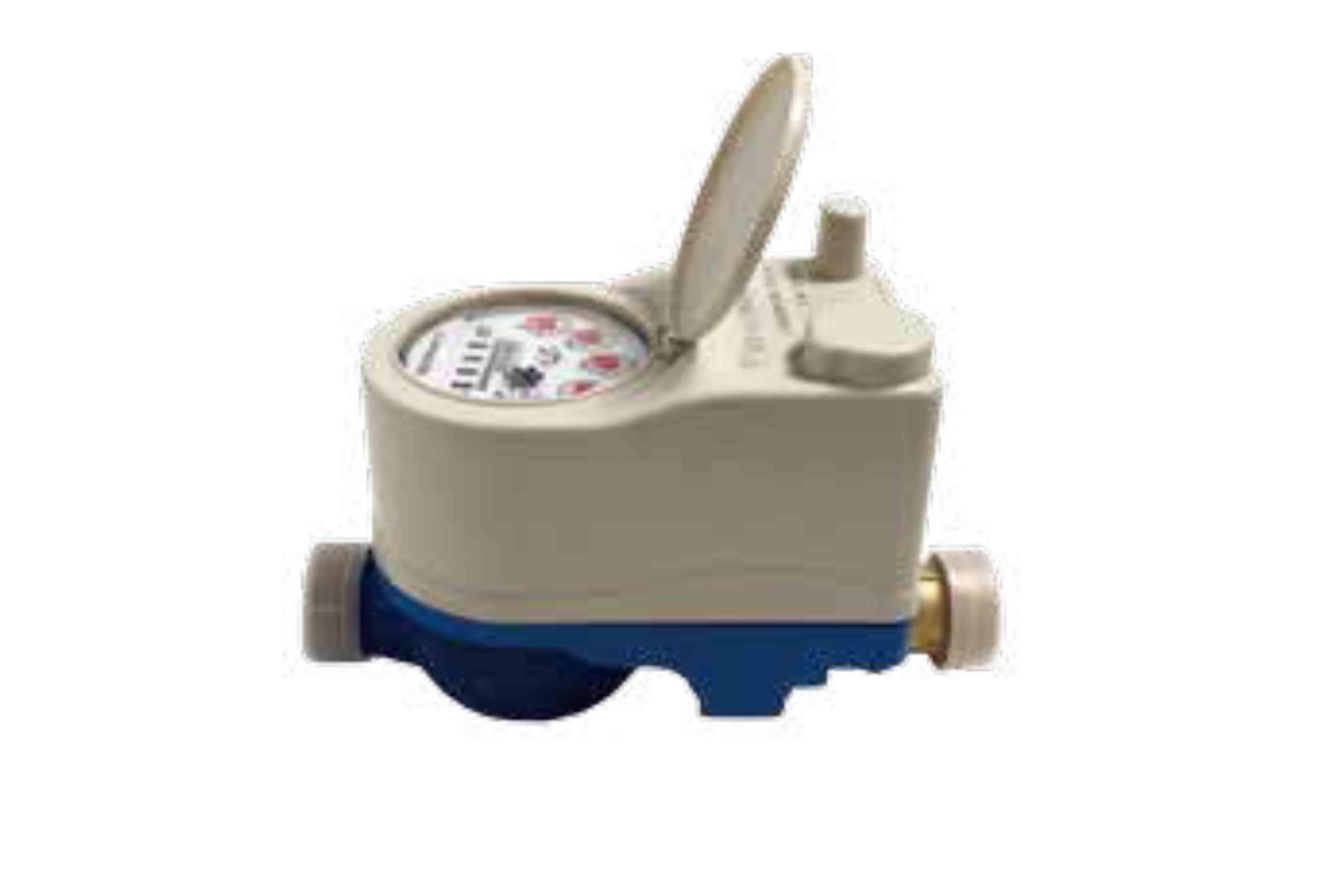 NB-IoT/LoRa物聯網機械水表