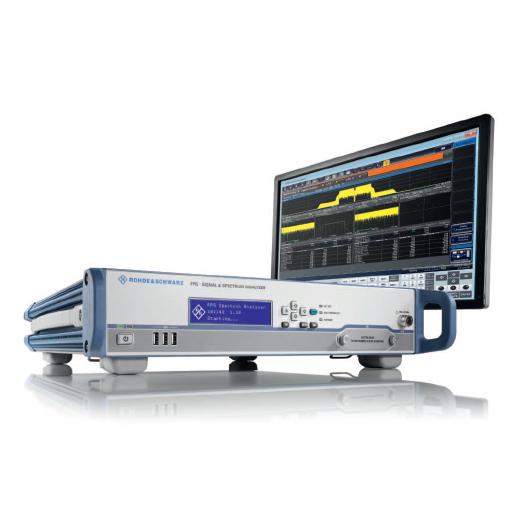 頻譜信號分析儀
