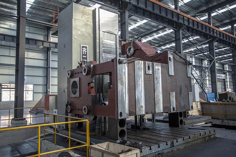 數控落地鏜銑床TK6916B-H25