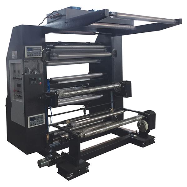 QTL 2色柔版印刷機