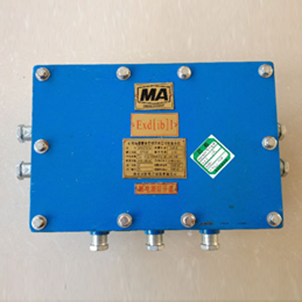 ZXSG127-Z礦用隔爆兼本安型聲光信號裝置主機