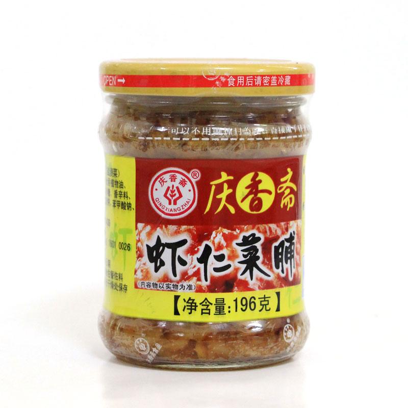 蝦仁菜脯(196克)