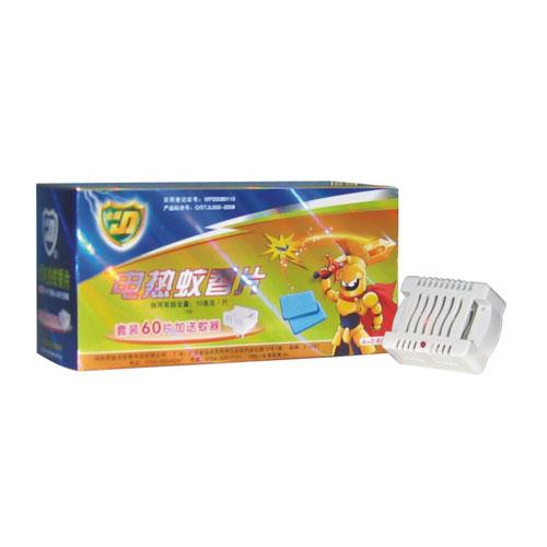 金盾 電熱蚊香片促銷裝(送B-4)