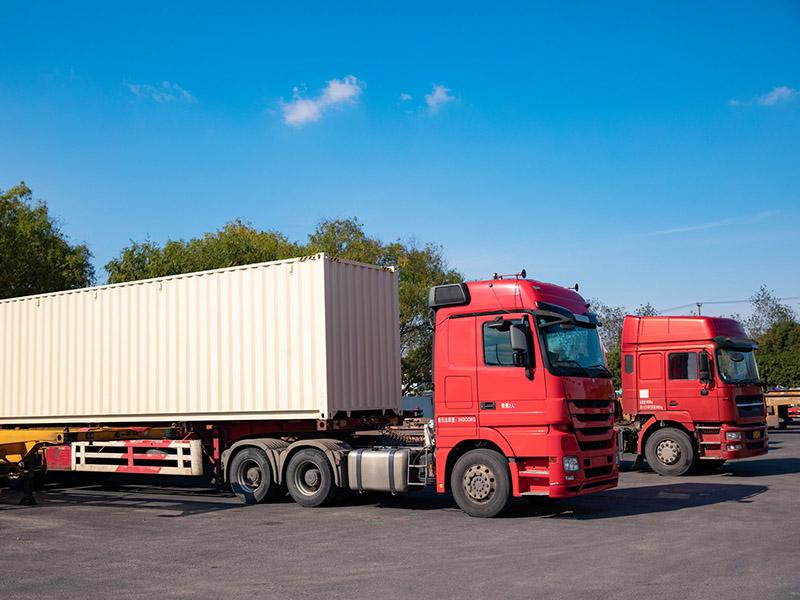 大型载货汽车风机应用
