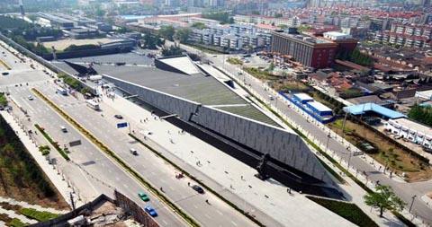 2009年度魯班獎——侵華日軍南京大屠殺遇難同胞紀念館擴建工程