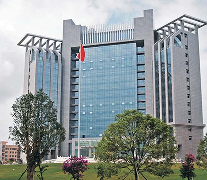 中國人民武裝警察部隊貴州省總隊金陽新區辦公大樓工程