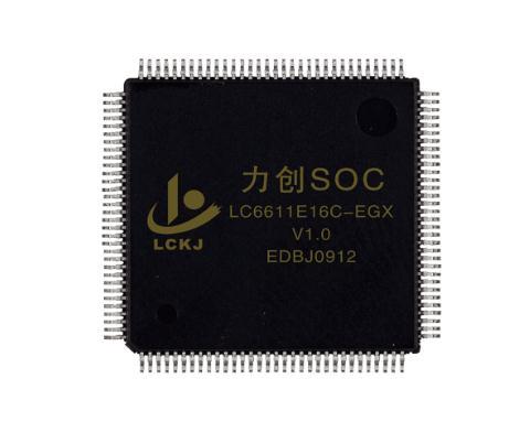 LC6611高性能電測控通用SOC芯片