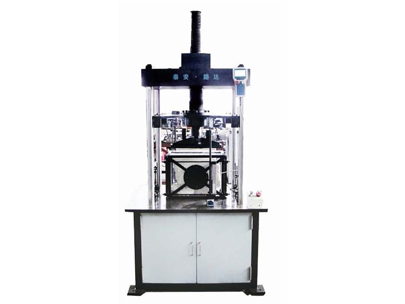 透明相似材料模擬試驗裝置