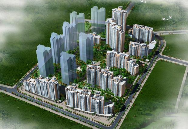 上海日暉新城