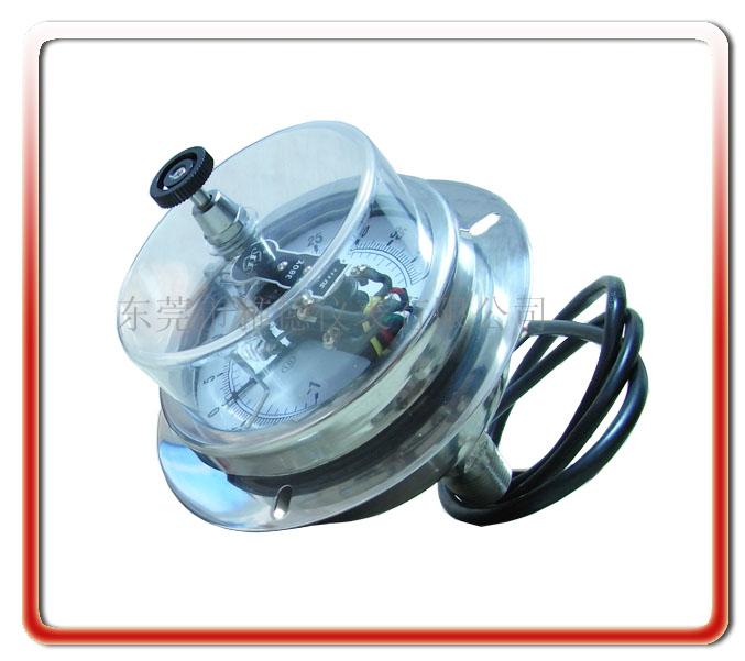 100MM耐震全鋼電接點壓力表