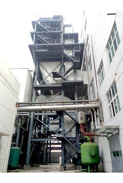 山東運通熱電有限公司150t/h爐SCR脫硝裝置
