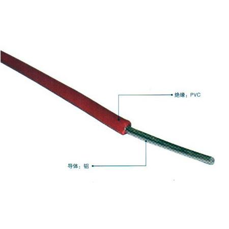 BLV 型450/750V鋁芯聚氯乙烯絕緣電纜