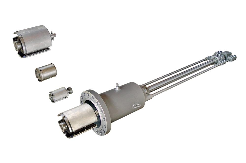 高溫高壓筒式封堵-發明專利