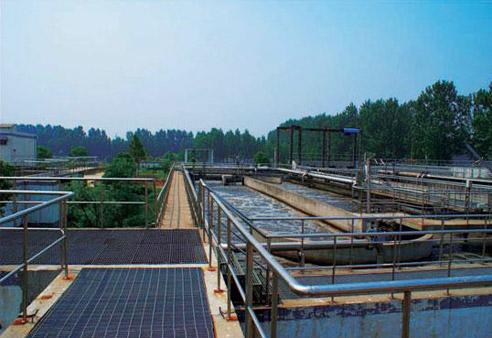 新疆烏蘇市華泰廢水處理工程