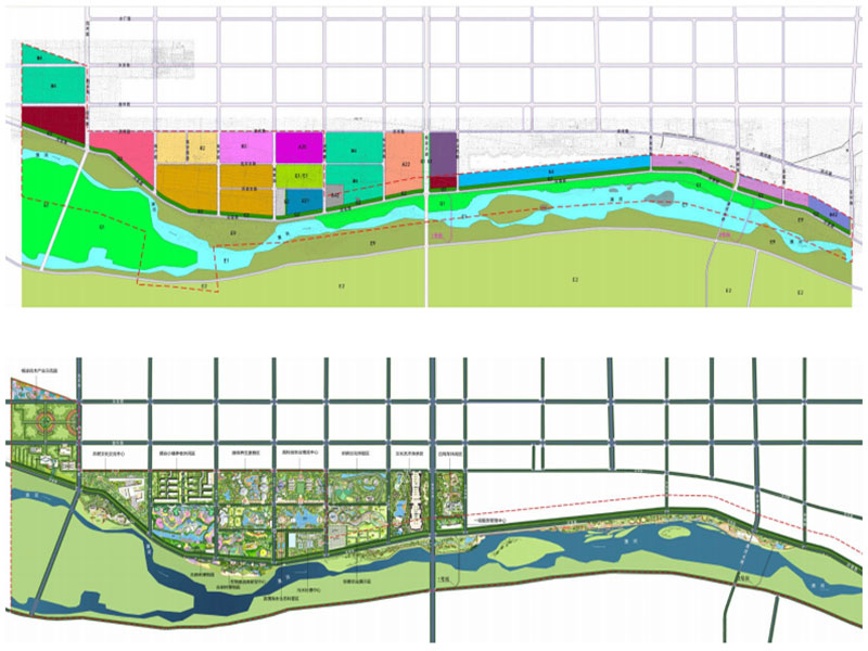 楊凌示范區渭河生態區控制性詳細規劃