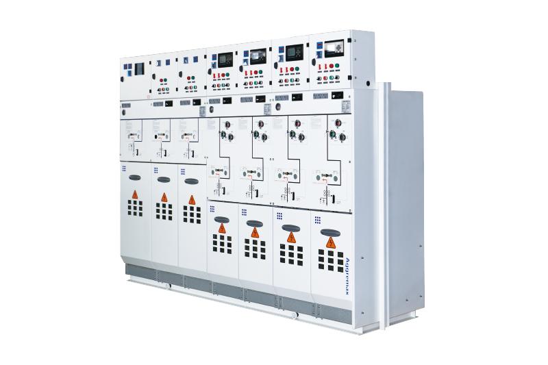 氣體全絕緣高壓交流金屬開關設備